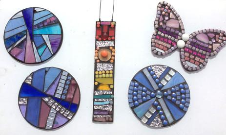 family mosaic workshop swindon wiltshire UK