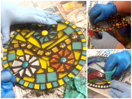 learn mosaic skills, swindon wiltshire
