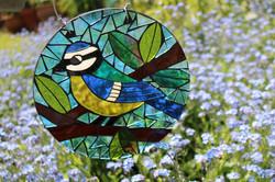 blue tit-bird lovers gift