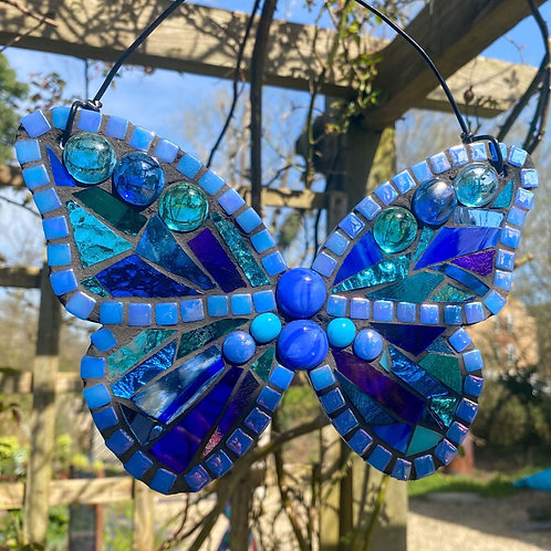 Hanging Garden Butterfly :Blue