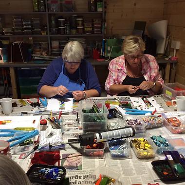 craft workshops, cotswolds