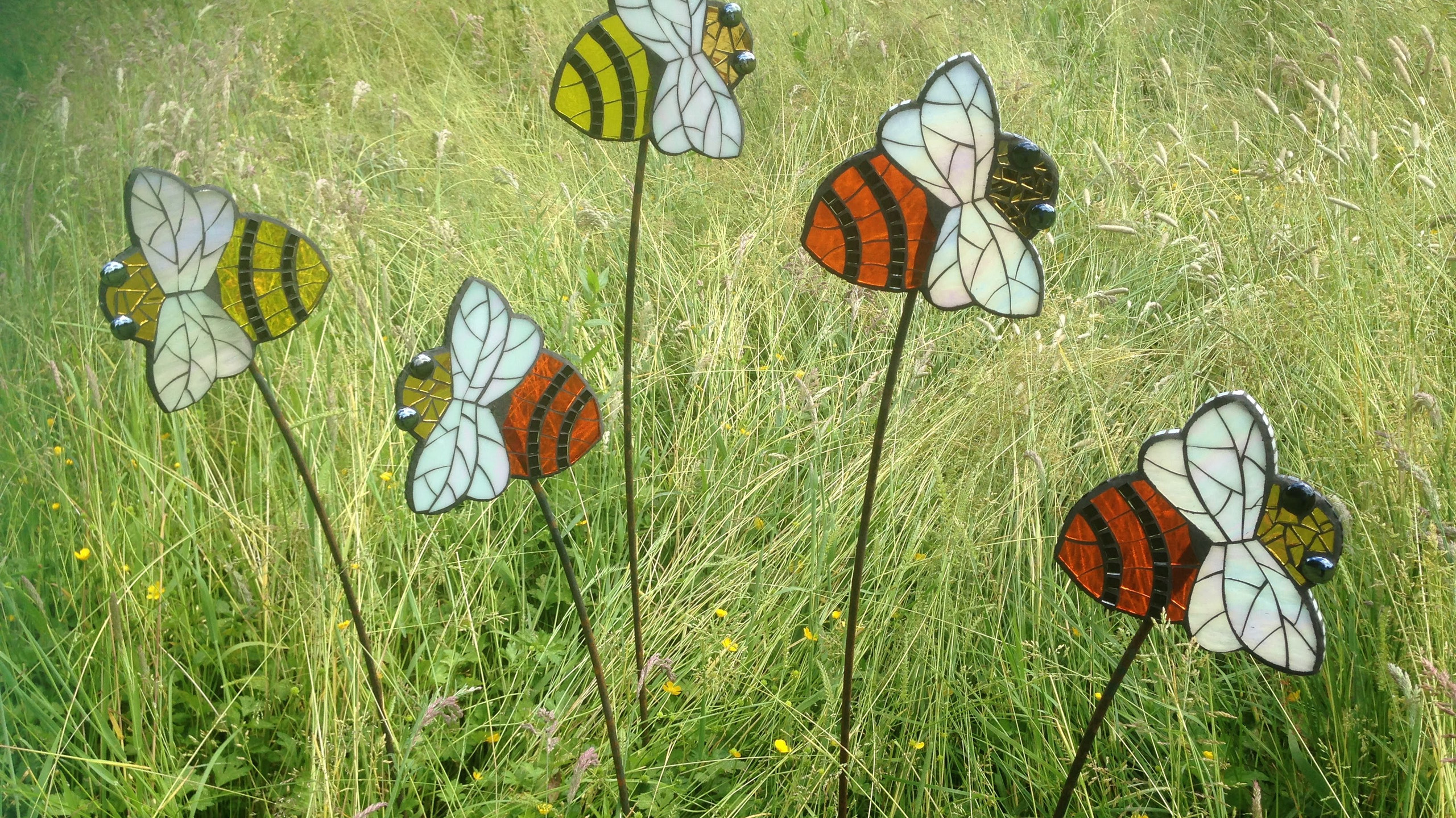 Wildlife Meadow - Bees