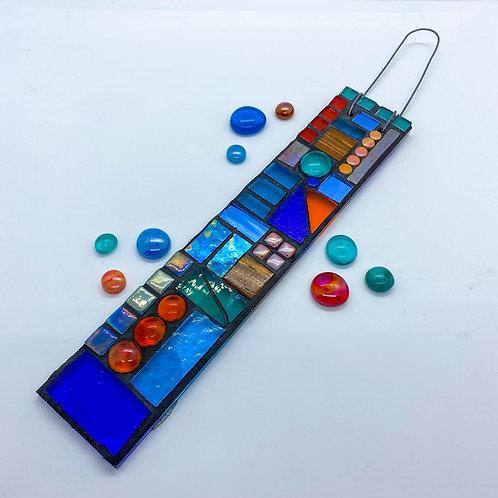 Blue  Hanging Garden Pendant