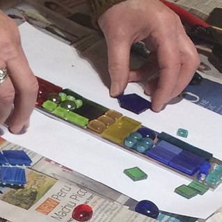 learn to mosaic