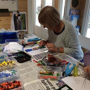 glass mosaic workshop swindon