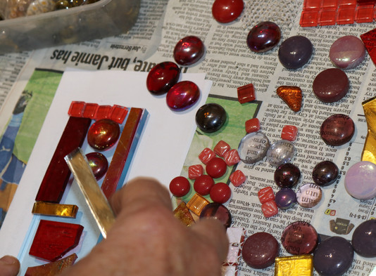 Want to Learn To Mosaic?