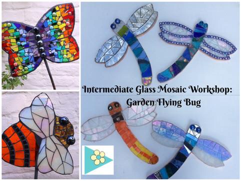 glass mosaic workshops swindon