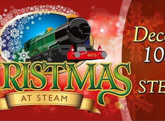 Step Into Christmas at STEAM