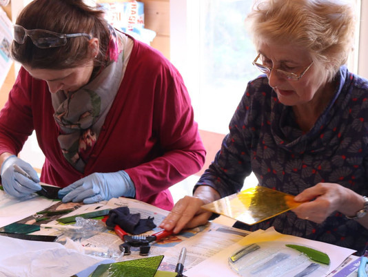 Hoorah- Primrose Mosaics Workshops Are Back