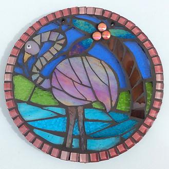flamingo mosaic workshop