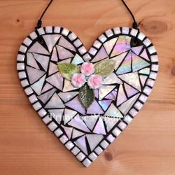 garden gift floral heart