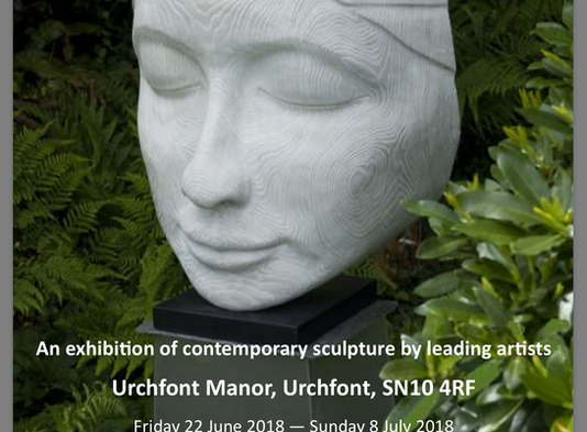 Celebrating Art in the Garden at Urchfont Manor