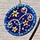 Thumbnail: Celestial Circles: Glass Hanging Garden Mosaic