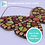 Thumbnail: Butterfly: Outdoor Mosaic Base Substrate - Clear Acrylic Perspex