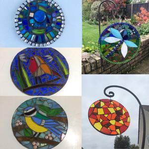circle glass mosaic workshop swindon