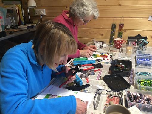 craft courses, swindon