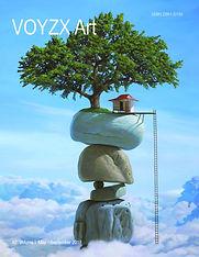 VOYZX Art magazine
