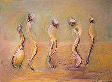 Vladimir Kolosov_Seaside Dancers (Razors
