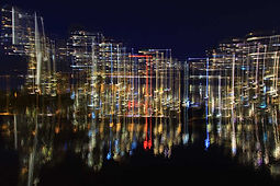 "Eduard Boev: ""City of lights"""