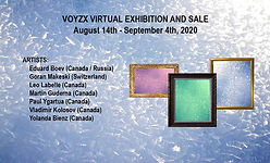 VOYZX Virtual Exhibition and Sale 2020 u