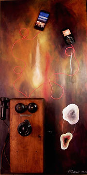 "Vladimir Kolosov ""The hot line"""