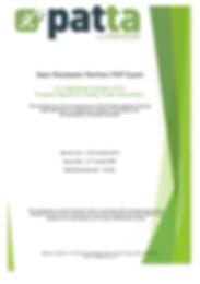 NPG Certificate PATTA.JPG