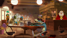 Gameplay: Ye Olde Bar