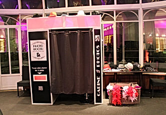 cabine photo photobooth à Paris