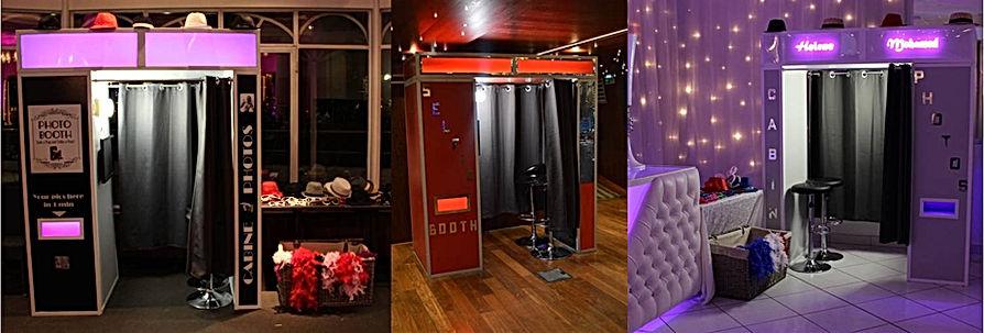 cabine photos Paris location photomaton
