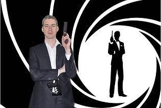soirée 007 photo montage animation
