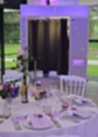 location Cabine photo photomaton animation mariage voeux