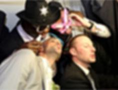 animation voeux du maire mariage photomaton