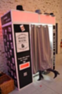 cabine photos photobooth pour animation mariage et soirée d'entreprise