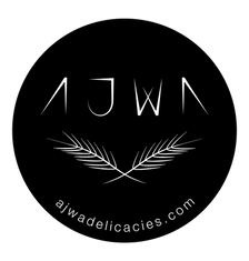 Ajwa delicacies logo
