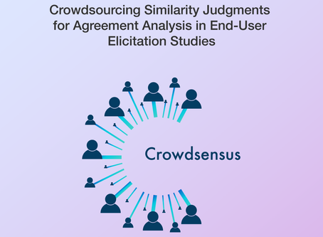 Crowdsensus