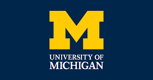 I gave a talk at the university of Michigan
