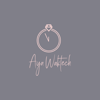 A logo for a client