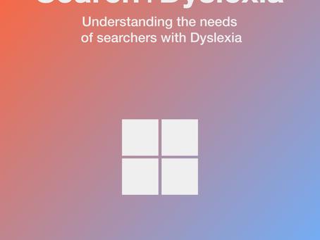Search+Dyslexia
