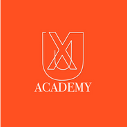 Logo for the UX Academy instagram page