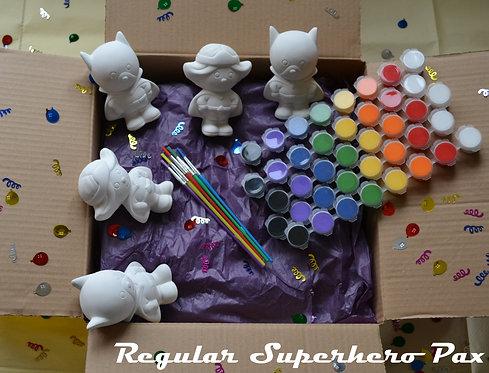 Superhero Party Kit