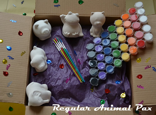 Animal Party Kit