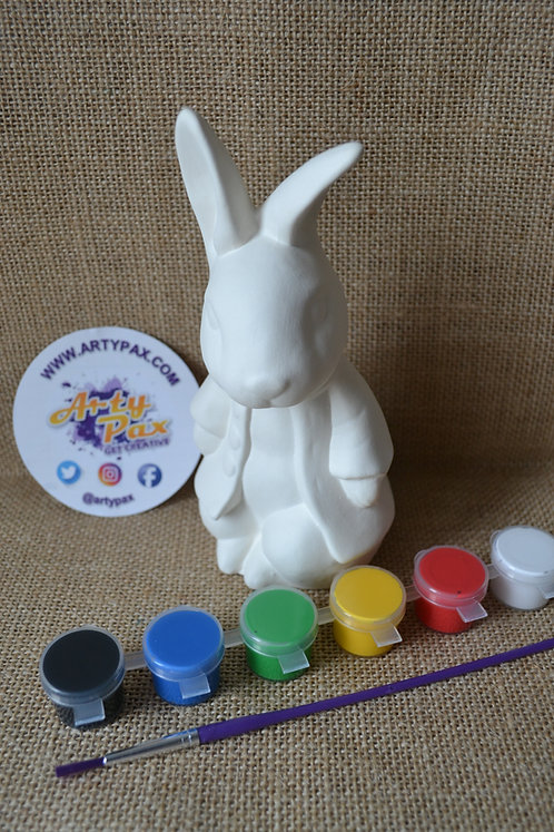 Paint Your Own Peter Rabbit Figure Kit