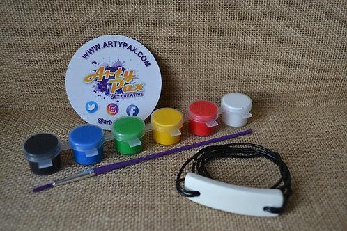 Paint Your Own Bracelet Kit