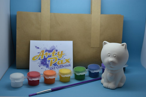 Paint Your Own Animal Figure Kit