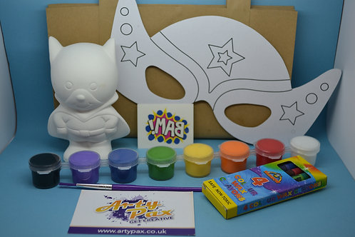 Superhero Activity Kit