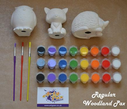 Woodland Animal Party Kit