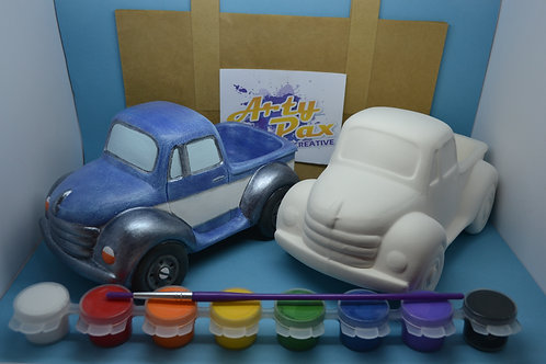 Paint Your Own Pickup Truck Kit