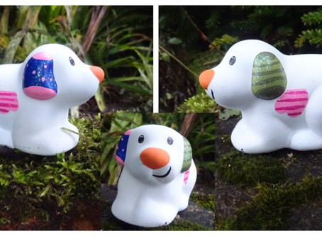 Review: The Snowdog Inspired Hand Painted Figure