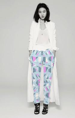 EVRS - Texture Trap Trousers