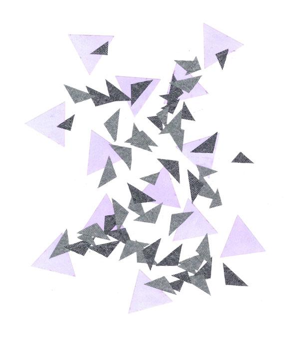 EVRS - Triangle Pile